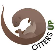 otters up logo
