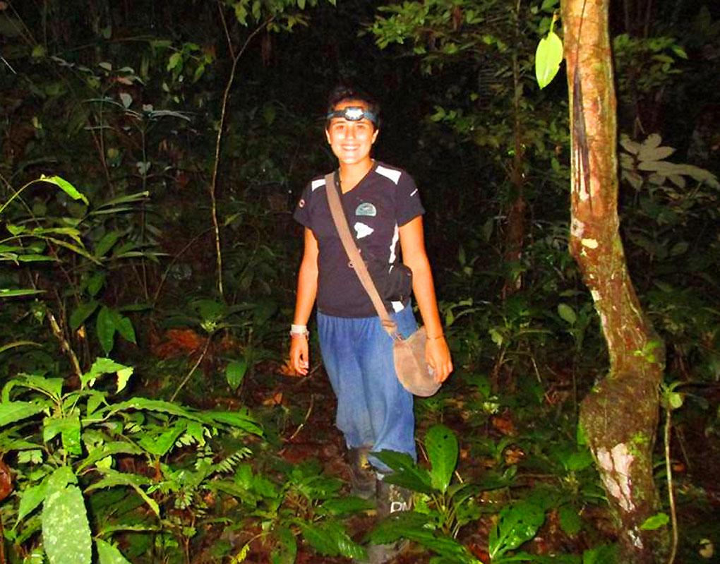 MARIANA IN THE JUNGLE
